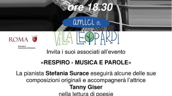 Concerto Villa Leopardi