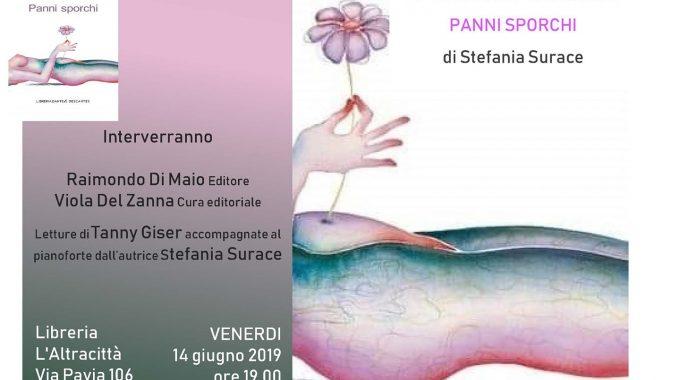 Roma, Venerdì 14 Giugno: Una Nuova Presentazione Di Panni Sporchi!