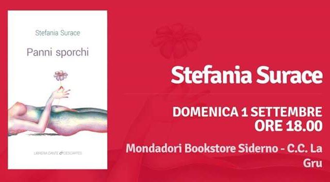 Domenica 1° Settembre Alla Libreria Mondadori Di Siderno!