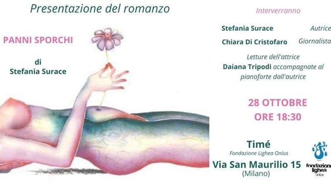 """""""Panni Sporchi"""" A Milano: Prossima Presentazione!"""