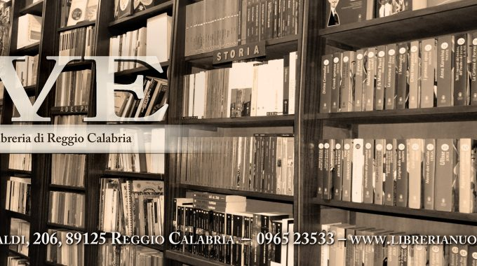 """""""Panni Sporchi"""" Alla Libreria Nuova Ave Di Reggio Calabria"""